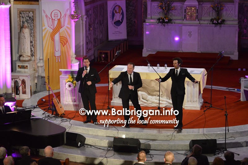 Fantastic Night with Celtic Tenors & Special Guests in Balbriggan