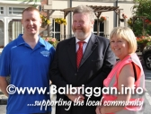 Minister_James_OReilly_ice_bucket_challenge_09sep14