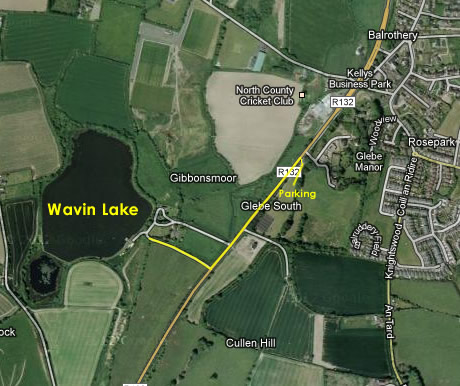 directions to the wavin lake