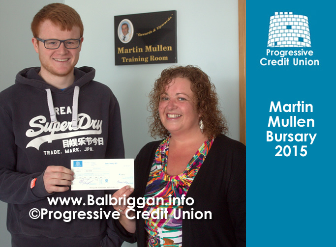 progressive_credit_union_martin_mullen_bursary_winner_11sep15_2