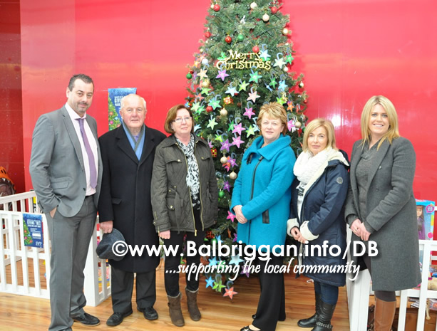 svp_giving_tree_launched_at_millfield_shopping_centre_balbriggan_21nov15