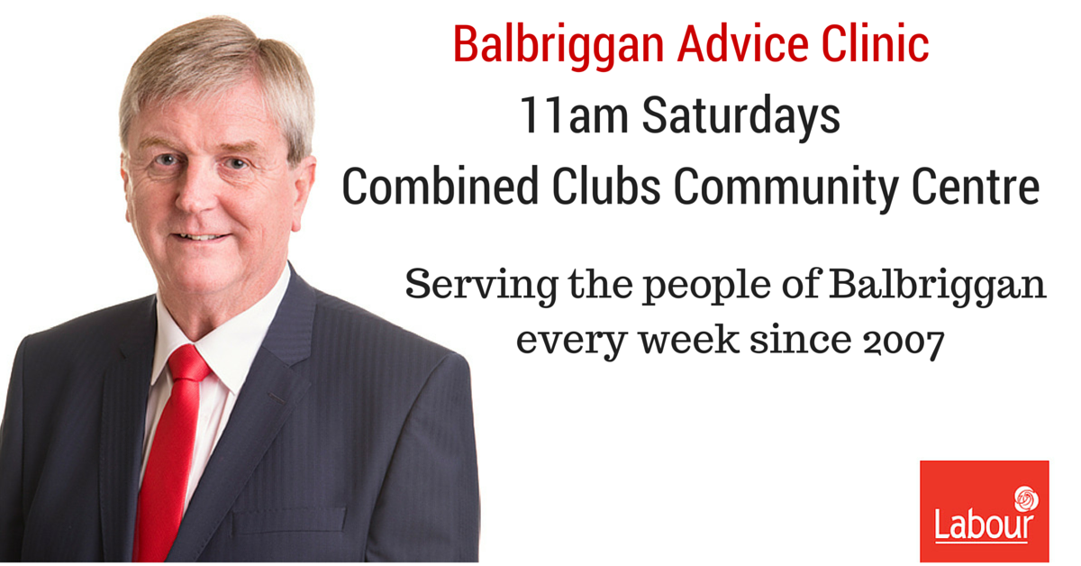 Balbriggan Advice Clinic Meme