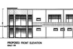 Balbriggan Rugby Club Front Elevation_smaller
