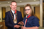 Fingal County Council honours Rush scouts heroic deed 14oct16_smaller