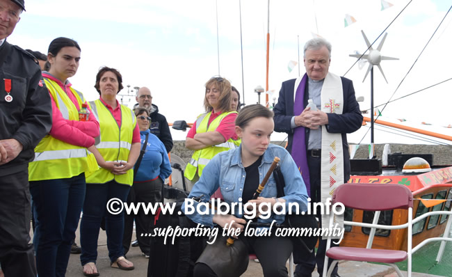 balbriggan summerfest blessing of the boats and balloon release 04jun17