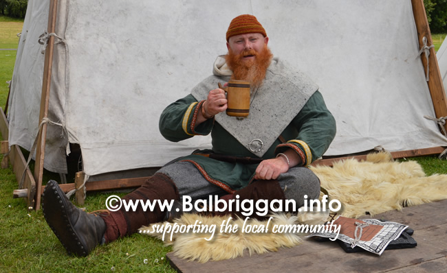 Fingal Living History Society at Flavours of Fingal