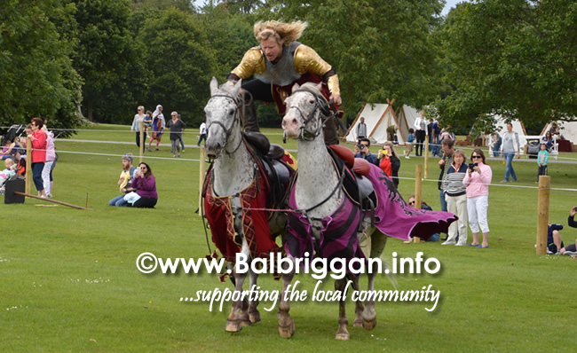Cavalry of Heroes at Flavours of Fingal