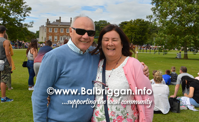 Joe and Mary English at Flavours of Fingal