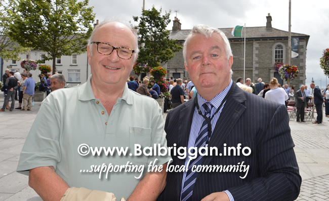 Commemoration in honour of Terence Mc Mahon from Balbriggan 15jul16_17
