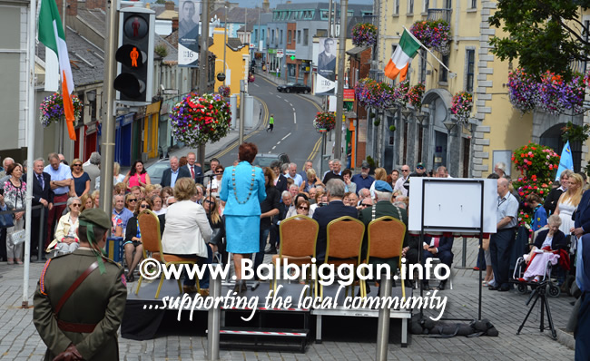 Commemoration in honour of Terence Mc Mahon from Balbriggan 15jul16_24