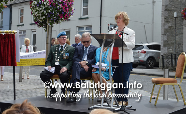 Commemoration in honour of Terence Mc Mahon from Balbriggan 15jul16_7