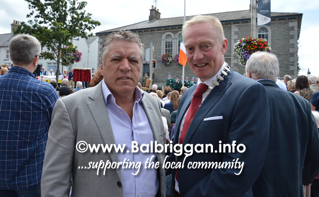 Commemoration in honour of Terence Mc Mahon from Balbriggan 15jul16_9