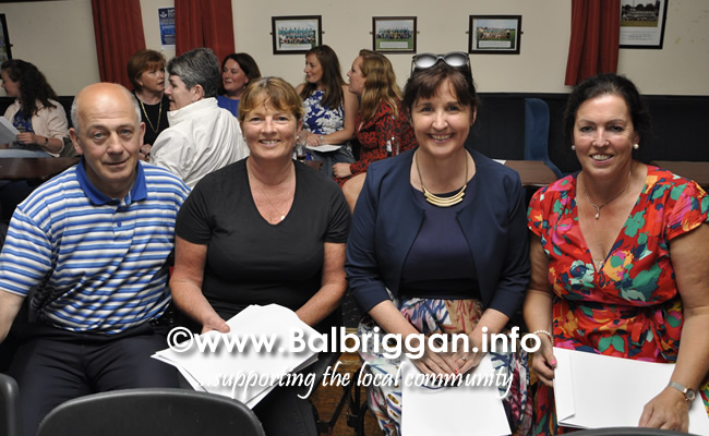 O'Dwyers GAA club Balbriggan launch Broadway 19jul19_10