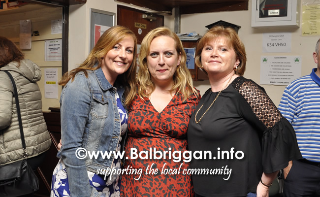 O'Dwyers GAA club Balbriggan launch Broadway 19jul19_2