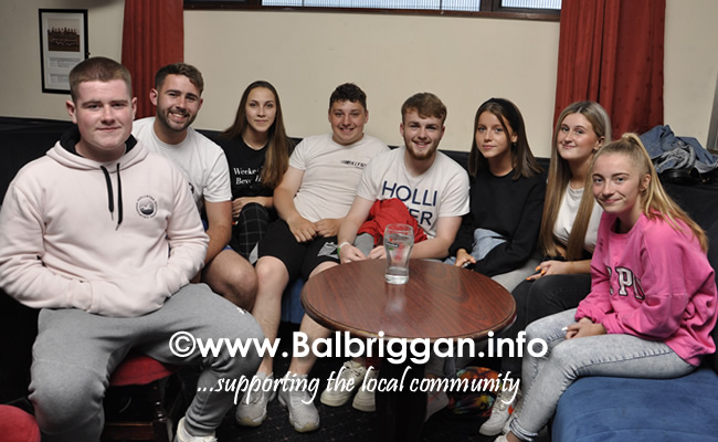 O'Dwyers GAA club Balbriggan launch Broadway 19jul19_5