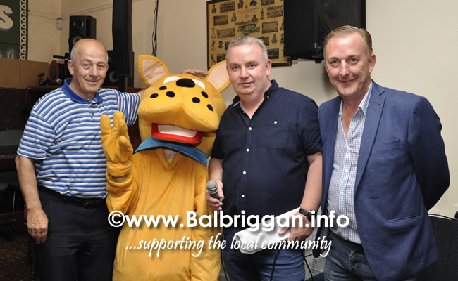 O'Dwyers GAA club Balbriggan launch Broadway 19jul19_9