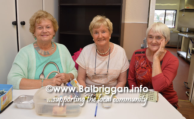 balbriggan meals on wheels cake sale and sale of work 19aug17