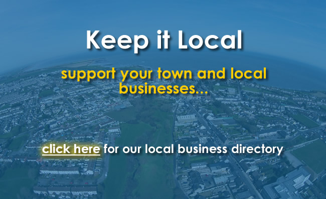 Keep it local...