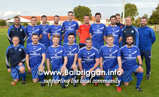 charity football match Glebe North and Balscaddan fc 29aug17