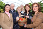 North Fingal Women in Business at Clarkes Fruit farm 14sep17_smaller