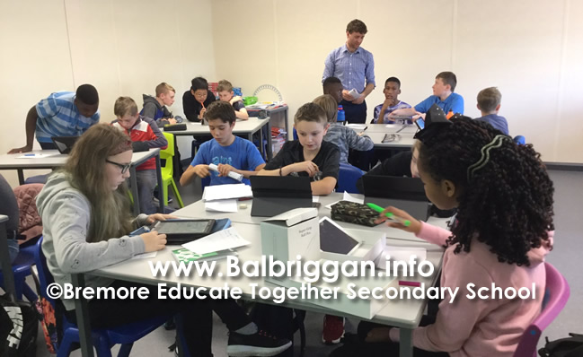 bremore educate together secondry school balbriggan 11-sep-17