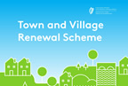 Town and Village Renewal Scheme smaller