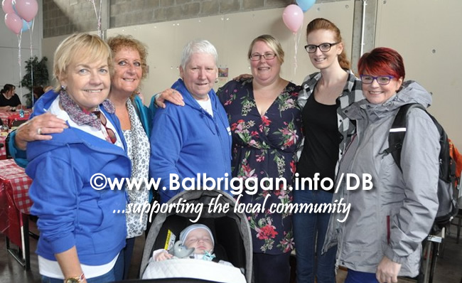 balbriggan cancer support group coffee morning open day 06oct17_18