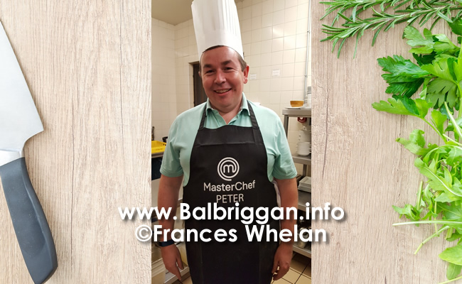 Balbriggan Golf Club Master Chef Competition 18-Nov-17