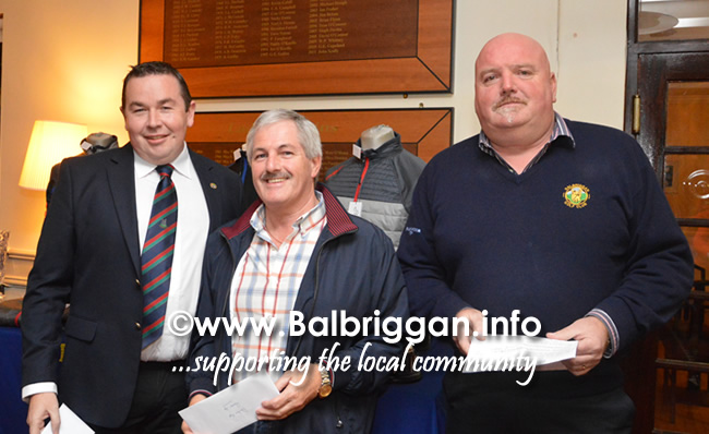 Balbriggan Golf Club Presentation night 11-Nov-17_11