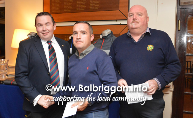 Balbriggan Golf Club Presentation night 11-Nov-17_13