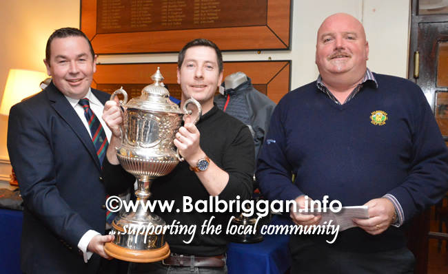 Balbriggan Golf Club Presentation night 11-Nov-17_14