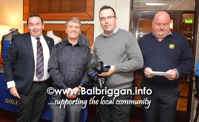 Balbriggan Golf Club Presentation night 11-Nov-17_15