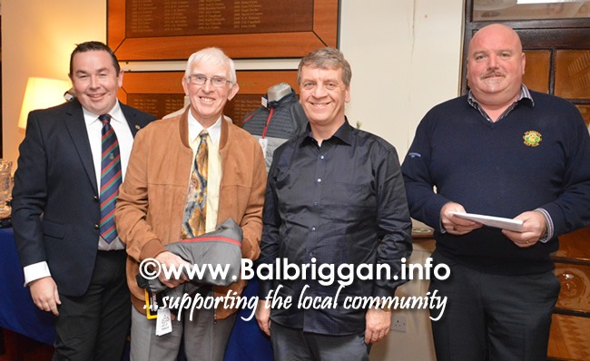 Balbriggan Golf Club Presentation night 11-Nov-17_16