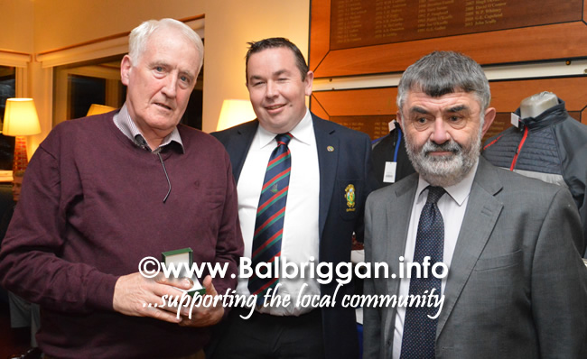 Balbriggan Golf Club Presentation night 11-Nov-17_4