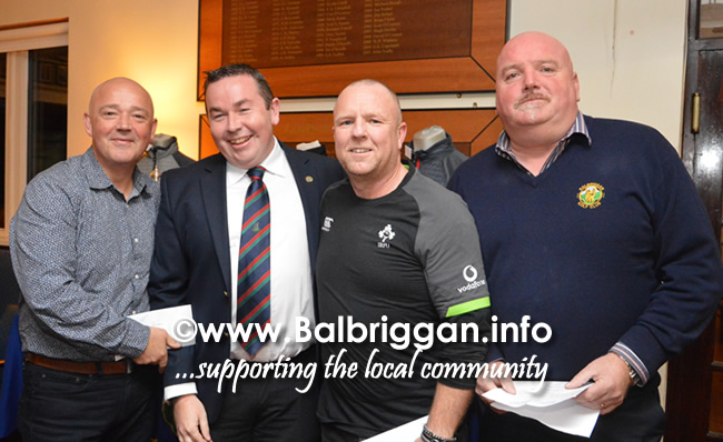 Balbriggan Golf Club Presentation night 11-Nov-17_6
