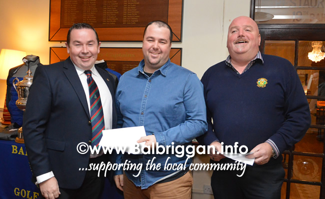 Balbriggan Golf Club Presentation night 11-Nov-17_7