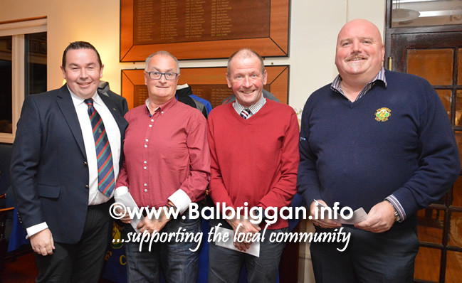 Balbriggan Golf Club Presentation night 11-Nov-17_8