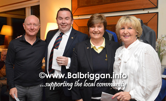 Balbriggan Golf Club Presentation night 11-Nov-17_9