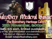 balrothery medieval banquet 2017