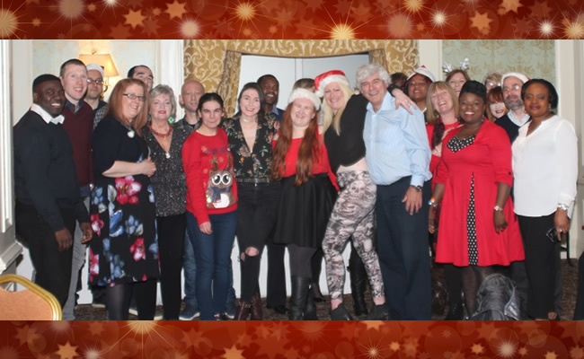 Balbriggan Youth Service Volunteers Christmas party