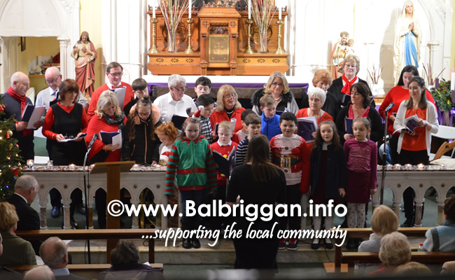 Balscadden Choir Carol service 17dec17_4