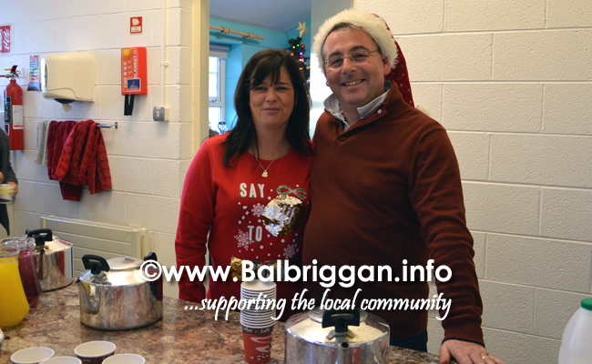 St Molagas Balbriggan coffee morning and cake sale 15dec17