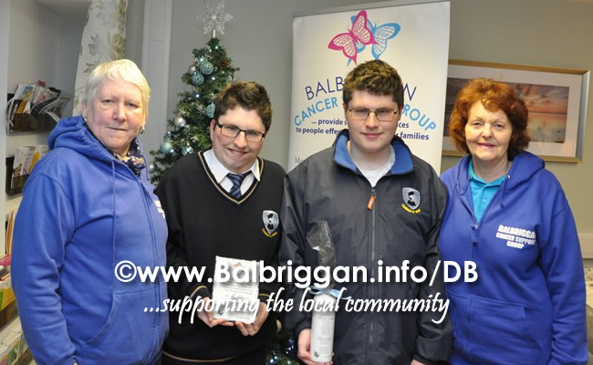 Cora (BCSG), Charlie Weldon, George Weldon and Sheila (BCSG)