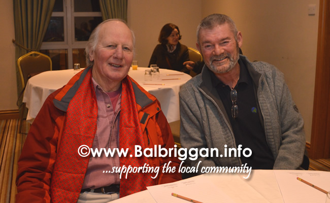 Balbriggan Tidy Towns Association Volunteer Appreciation Evening 15feb18_6