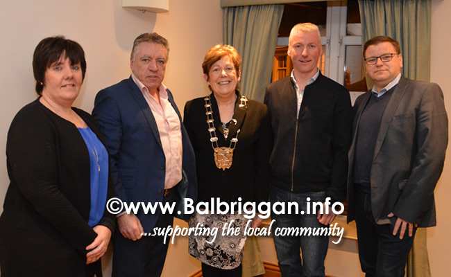 Balbriggan Tidy Towns Association Volunteer Appreciation Evening 15feb18_7