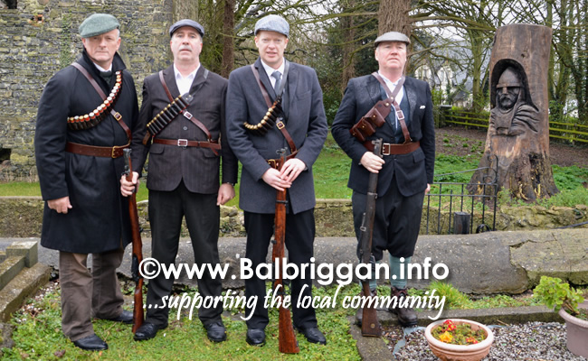 Fingal Old IRA Commemorative Society Parade and talk 18-feb-18_14