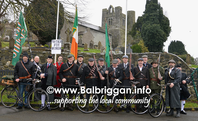 Fingal Old IRA Commemorative Society Parade and talk 18-feb-18_16