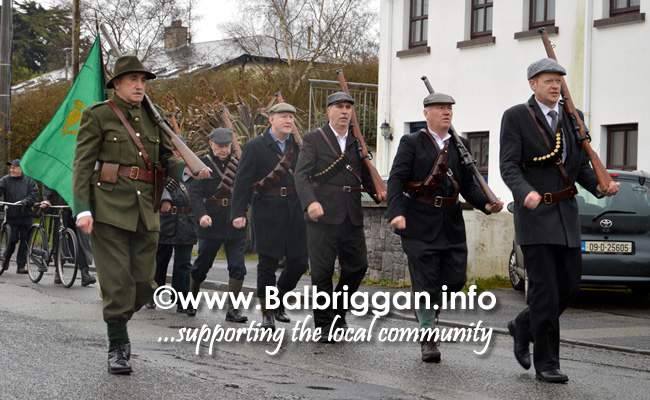 Fingal Old IRA Commemorative Society Parade and talk 18-feb-18_9