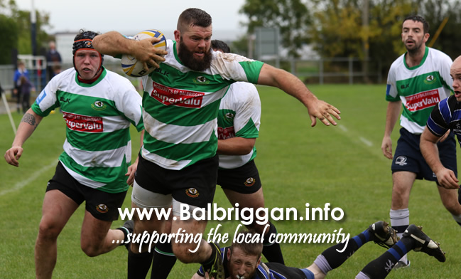 IRFU Spirit of Rugby Award for Balbriggan RFC_5