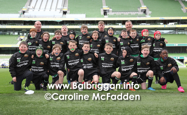 IRFU Spirit of Rugby Award for Balbriggan RFC_7